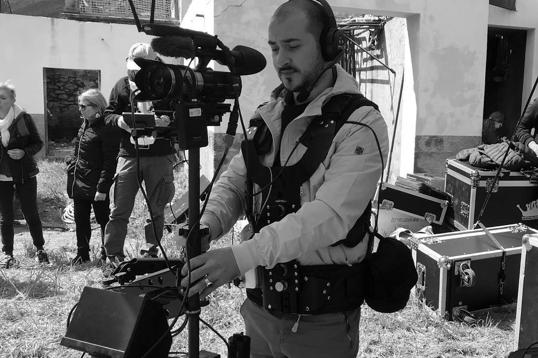 Operatore video videomaker Lago Maggiore