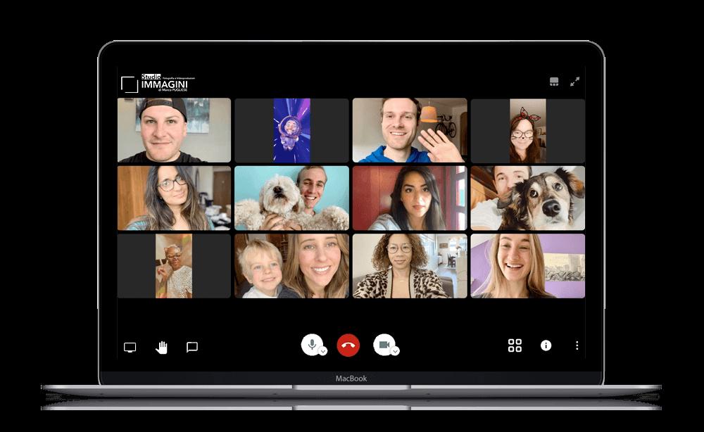 videoconferenza meeting multichat novara