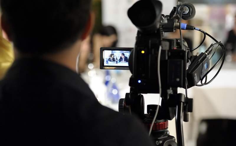 videomaker diretta live streaming eventi Milano